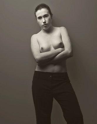 "Nina Covington ""Portrait of Marissa"""