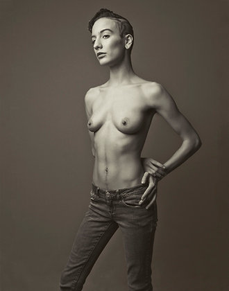 "Nina Covington ""Portrait of Ash"""