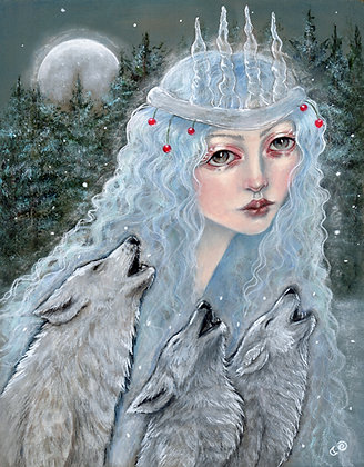 "Tammy Mae Moon ""The Yule Queen"""