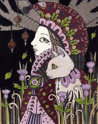 "Anita Inverarity ""Acorn Altar"" (Mabon)"