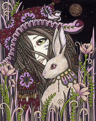 "Anita Inverarity ""Saviour of the Spring"" (Ostara)"