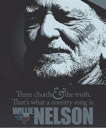 """Michael Lax """"Tribute to Willie Nelson"""""""