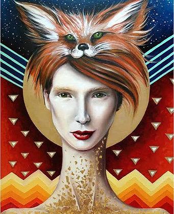 """Evgeniya Golik """"Fantastic Fox"""""""