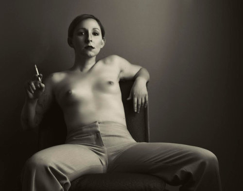 "Nina Covington ""Machisma I A Portrait of Amy"""