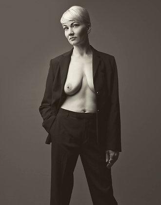 "Nina Covington ""Portrait of Svetlana"""