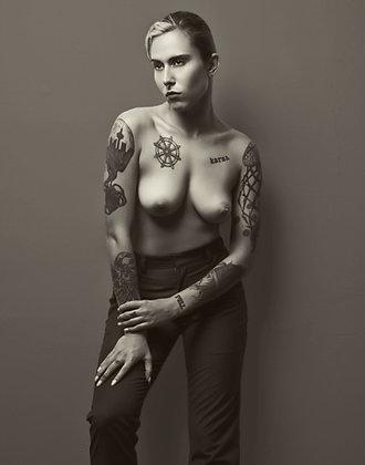 "Nina Covington ""Portrait of Beatriz"""