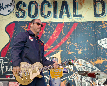 "Jen M. Silver ""Mike Ness of Social Distortion"""