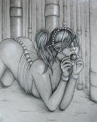 """Heather Rose """"Giger's Basement"""""""