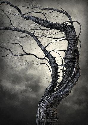 """Tomasz Strzalkowski """"Tree Branches"""""""