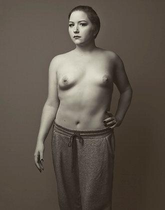 "Nina Covington ""Portrait of Ava"""