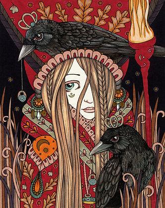 """Anita Inverarity """"Ritual Remembering"""" (Samhain)"""
