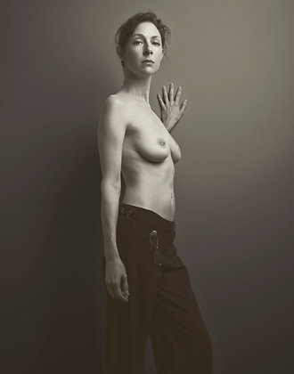 "Nina Covington ""Portrait of Sera"""