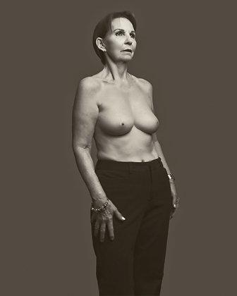 """Nina Covington """"Portrait of Mary"""""""
