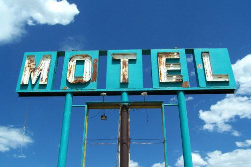 Motel Opening