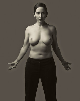"Nina Covington ""Portrait of Nina"""