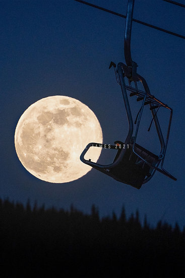 Chairlift to the Moon