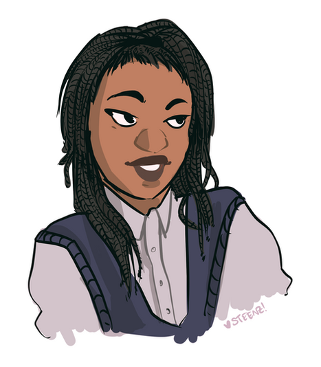 Lauryn Hill from Sister Act 2