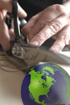 Taking craft global