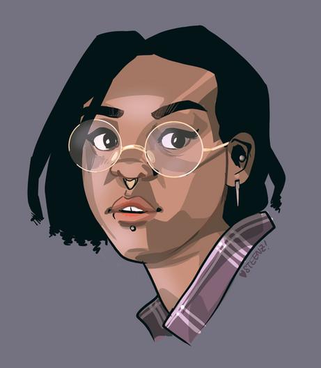 Self Portrait - 2018