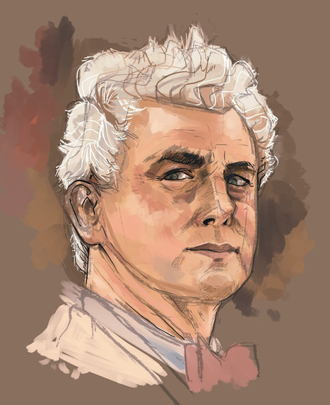 Aziraphale from Good Omens