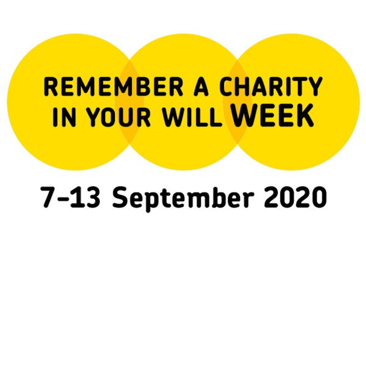 Remember a Charity in your will - 2020