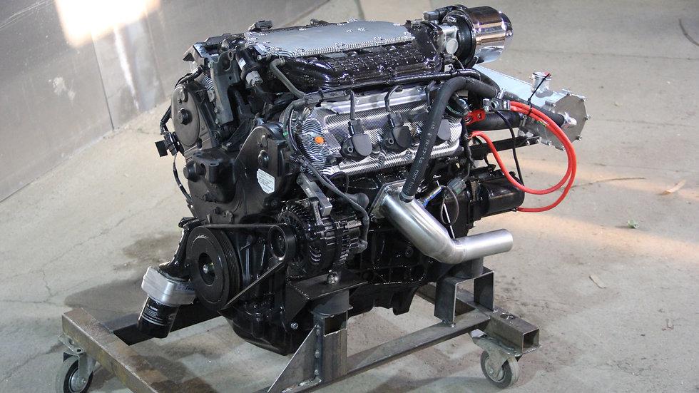Двигатель HONDA J30A4