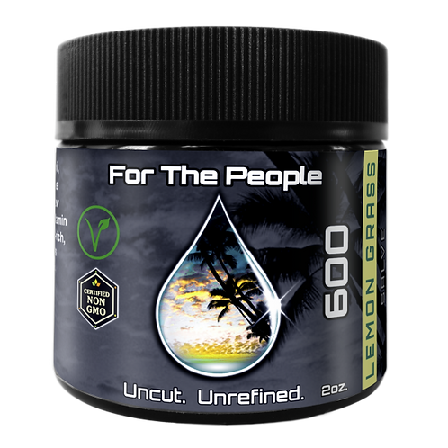 For The People Salve 600 mg
