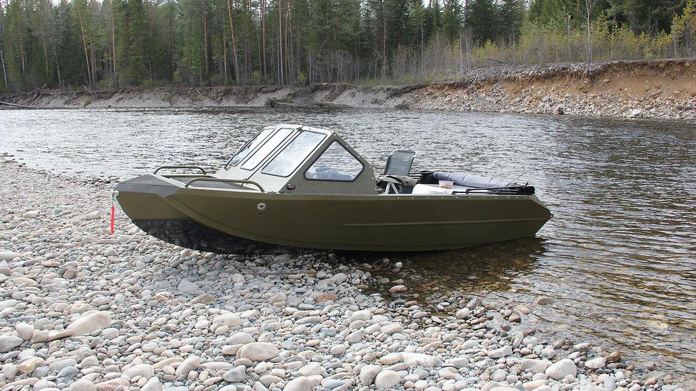 Водометный катер Гранит-510
