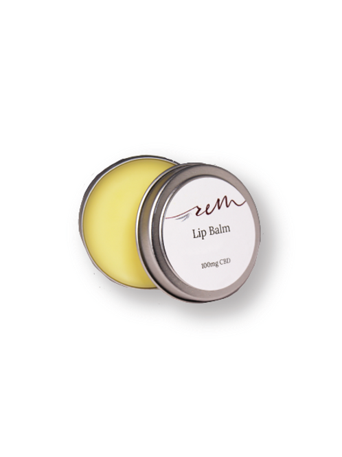 REM Relief Energy Mood Lip Balm