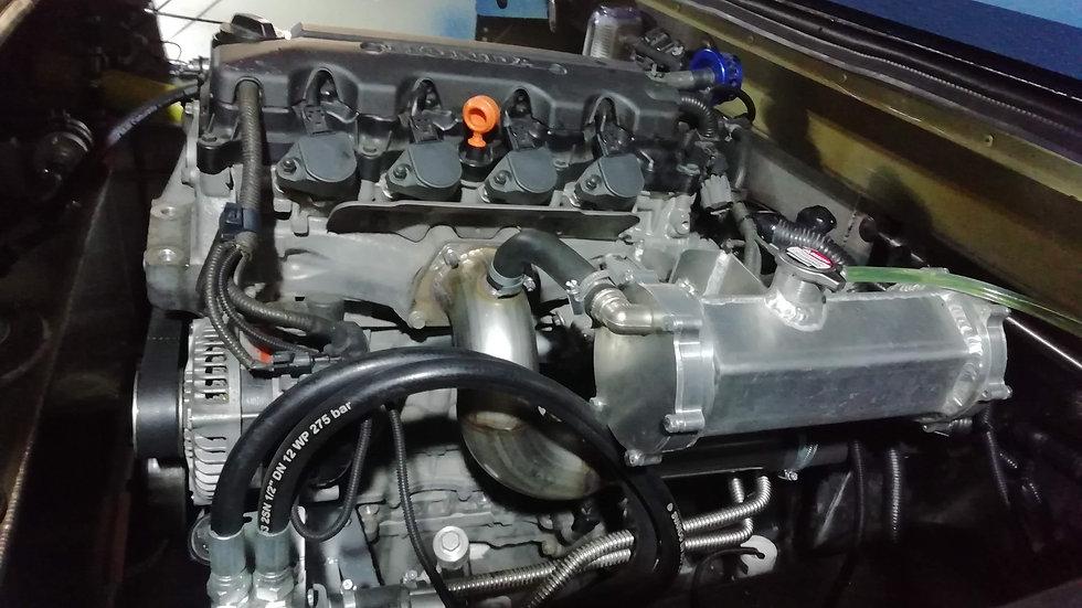 Двигателя HONDA R20a
