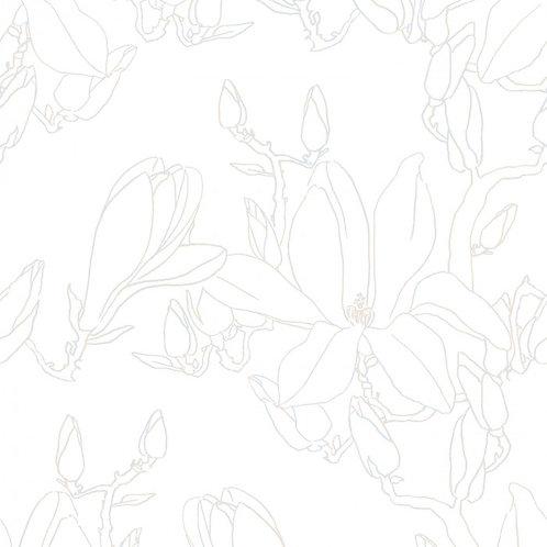 CASADECO - IDYLLE MAGNOLIA 83821210 BEIGE