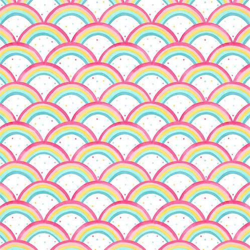 HARLEQUIN - BOOK OF LITTLE TREASURES - RAINBOW BRIGHT 112645 CHERRY PINEAPPLE