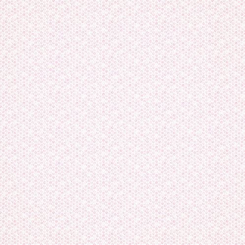 HARLEQUIN - BOOK OF LITTLE TREASURES - DITSY DAISY 112656 SOFT PINK
