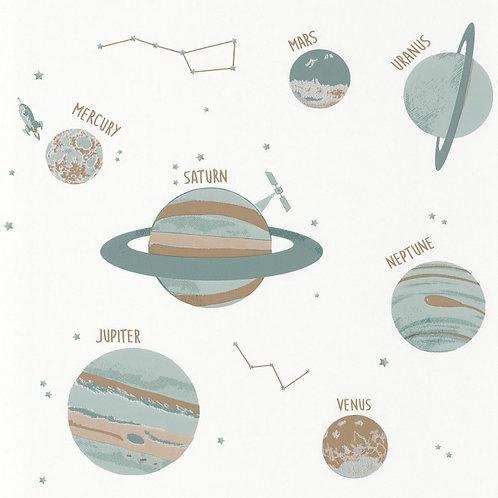 CASELIO - OUR PLANET - UNIVERSE - BEIGE / VERT D'EAU OUP101907102