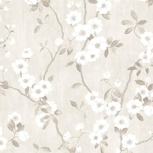 CASADECO - DELICACY - SPRING FLOWER BLANC/GRIS 85399171