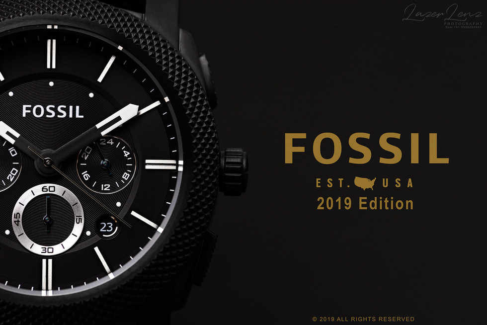 WATCH / PRODUCT PHOTOGRAPHY