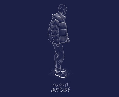 """Tom Did It With His Amazing Track """"Outside"""""""