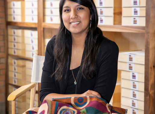 Chickasaw citizen from Sulphur helps create first tribally owned textile company