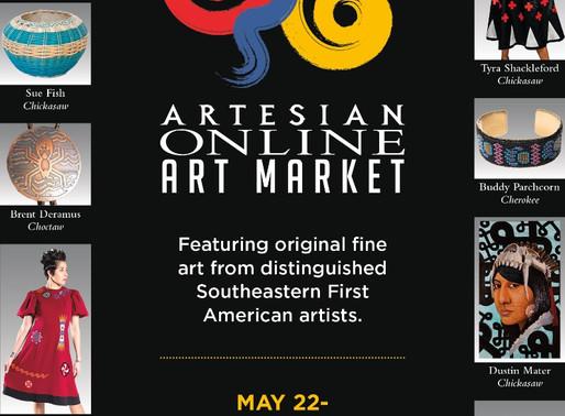 Visit the Artesian Online Art Market