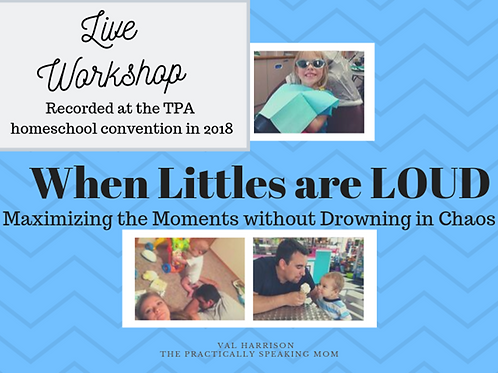 When Littles are Loud: Maximizing the Moments without Drowning in Chaos