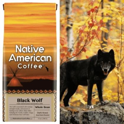 Black Wolf 12 oz.