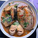 Cut Cat Fish Pepper Soup