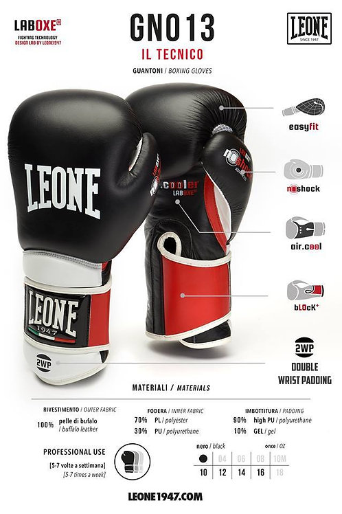 """GN013 Leder Boxhandschuhe """"Technical"""""""