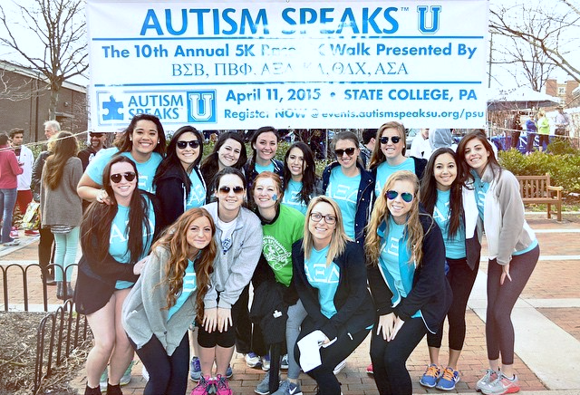 Instagram - Proud to be participating in the 10th annual @autismspeaksu 5k!! #aa