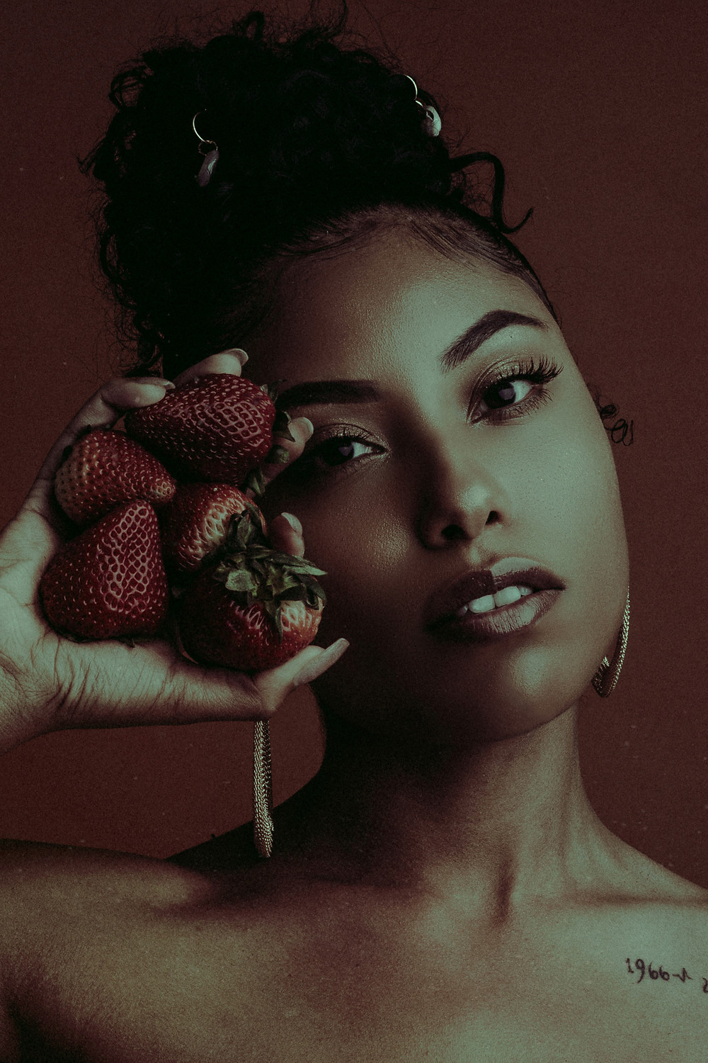 Fruit and vegetable photoshoot |  Chris Adam Taylor Photography