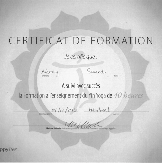 09-FORMATION PROFESSORAL DU YIN YOGA