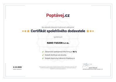 Certifikát od zákazníků Poptávej.cz.jpg