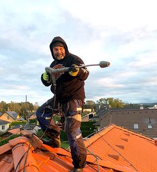 Nano Fusion - mytí střech
