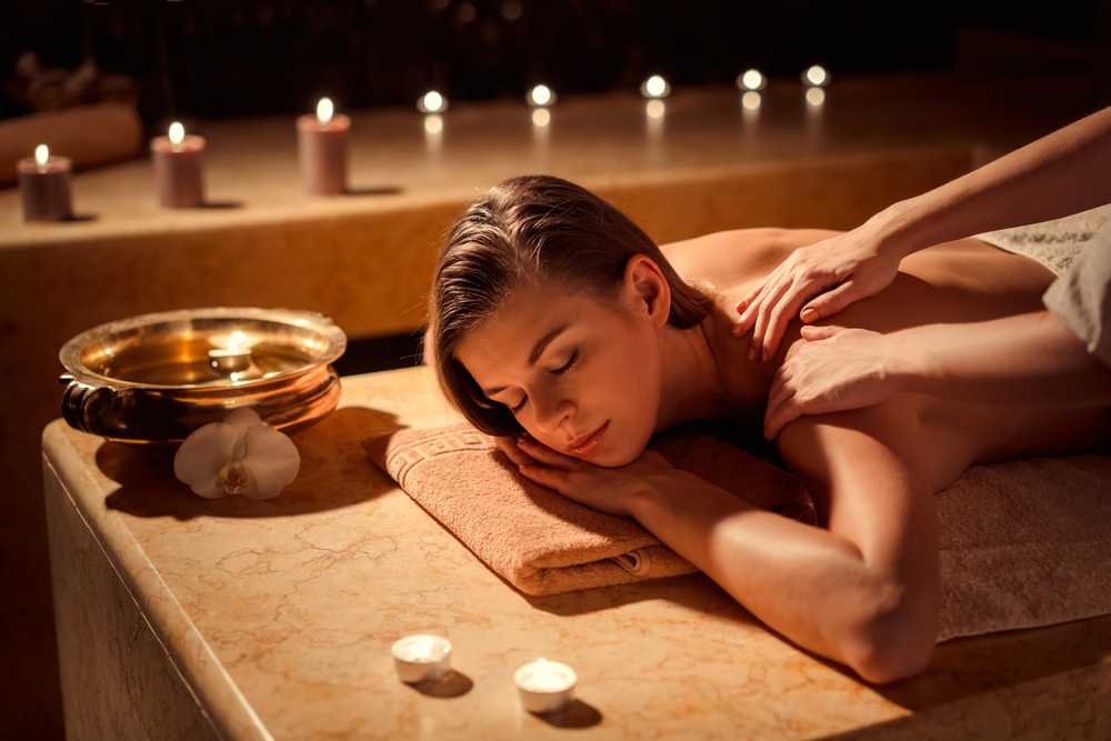 luxury massage toronto