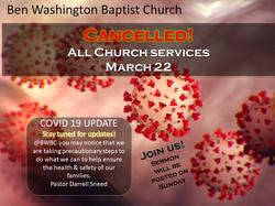 BWBC Covid19 Cancel Church